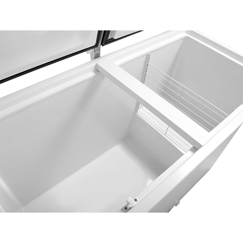 Freezer Horizontal 400L - Interno