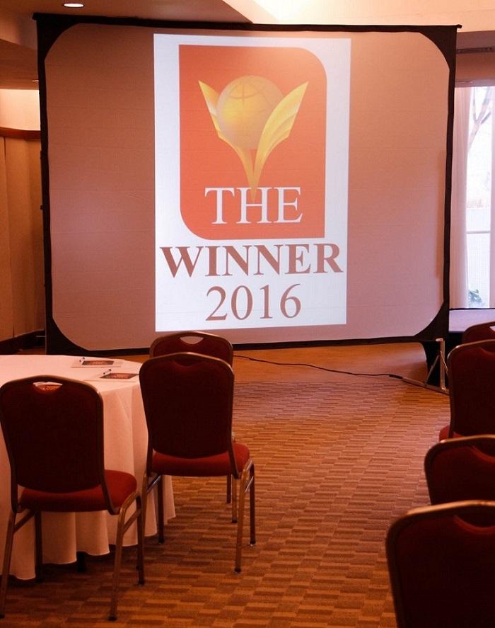 Prêmio The Winner - 09/07/2016