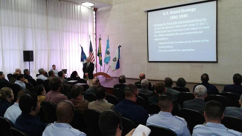 FAB - A Participação do Brasil e das Forças Aliadas na 2° Guerra Mundial