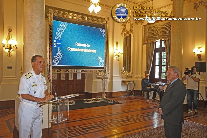 Marinha do Brasil - Lançamento de Filme e Exposição sobre o Almirante Álvaro Alberto