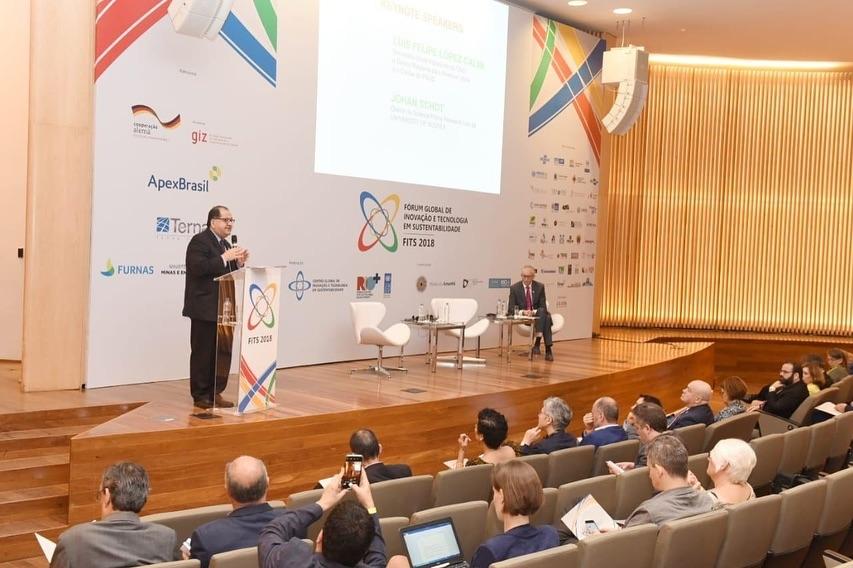 1° Fórum Global de Inovação e Tecnologia em Sustentabilidade - FITS 2018