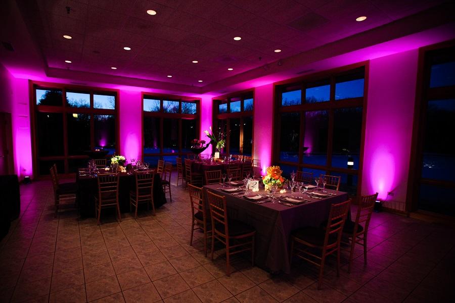 Iluminação Decorativa Para Eventos